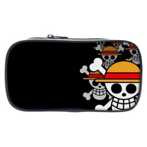 Trousse One Piece Jolly Roger Luffy