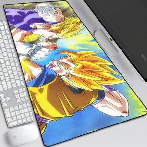 Tapis De Souris DBZ Goku vs Vegeta