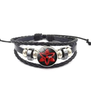 Bracelet Naruto Mangekyou Sharingan Éternel Sasuke