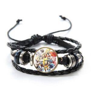 Bracelet Naruto Personnage