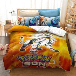 Housse De Couette Pokémon Soleil