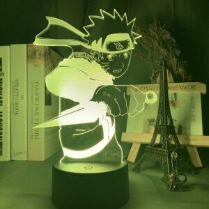 Lampe Naruto Kunai