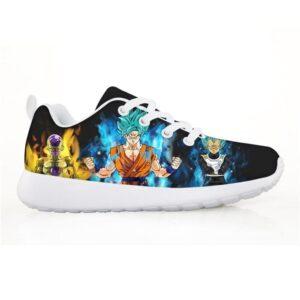 Chaussures Dragon Ball Super Freezer Goku Vegeta