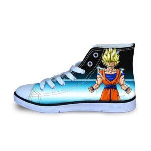 Chaussures Dragon Ball Z Goku SSJ 2