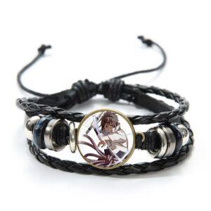 Bracelet Naruto Sasuke Uchiwa