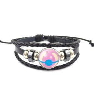 Bracelet Pokémon Soin Ball