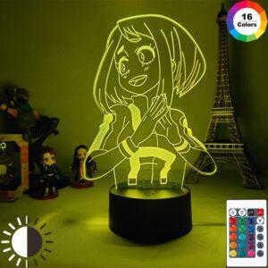 Lampe My Hero Academia Ochako Uraraka