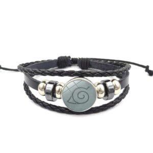 Bracelet Naruto Konoha