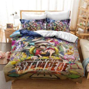 Housse De Couette One Piece Stampede