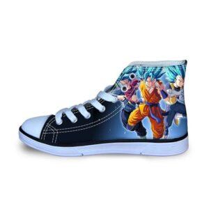 Chaussures Dragon Ball Super Trunks Goku Vegeta