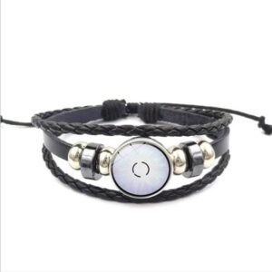 Bracelet Naruto Byakugan