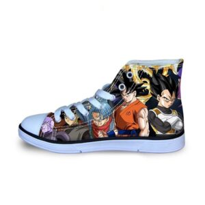 Chaussures Dragon Ball Super Tournoi du Pouvoir