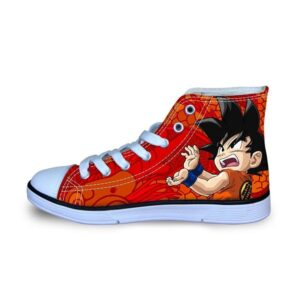 Chaussures Dragon Ball Goku Petit