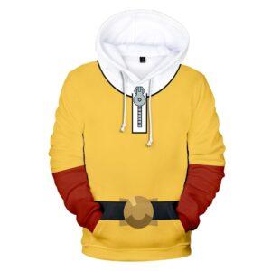 Pull One Punch Man Costume Saitama
