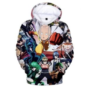 Pull One Punch Man Heros