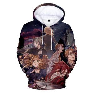 Pull Black Butler Personnage