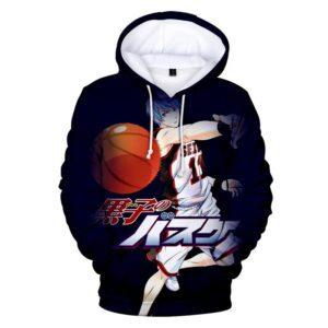 Pull Kuroko No Basket Joueur Fantôme