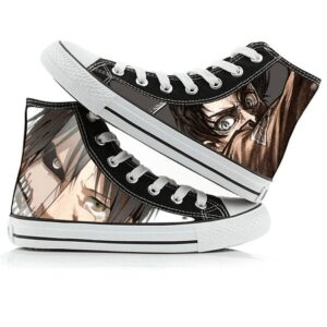 Chaussures L'attaque Des Titans Eren Titan Assaillant
