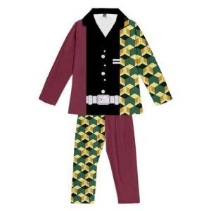 Pyjama Demon Slayer Tomioka Giyû