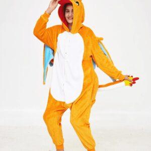 Pyjama Pokémon Dracaufeu