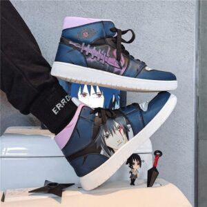 Chaussures Naruto Sasuke Sharingan