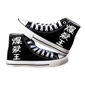 Chaussures My Hero Academia Kanji