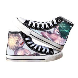 Chaussures My Hero Academia Deku vs Kacchan
