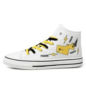 Chaussures Pokémon Pikachu Blanc et Jaune