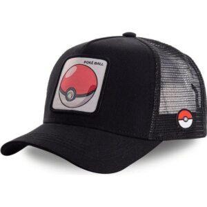 Casquette Pokémon Poké Ball