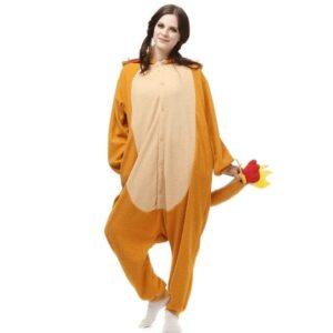 Pyjama Pokémon Salamèche