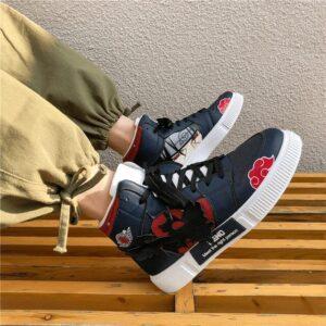 Chaussures Naruto Itachi Akatsuki