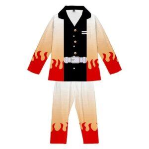 Pyjama Demon Slayer Rengoku Kyôjurô