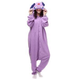 Pyjama Pokémon Mentali