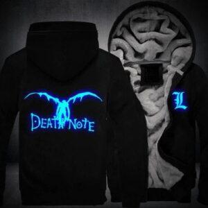 Veste Death Note Ryuk Noir