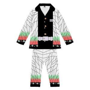 Pyjama Demon Slayer Kochô Shinobu
