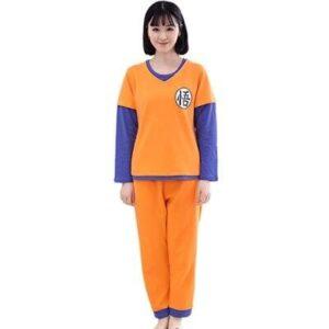Pyjama Dragon Ball Femme