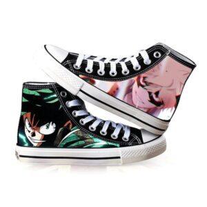 Chaussures My Hero Academia Katsuki x Izuku