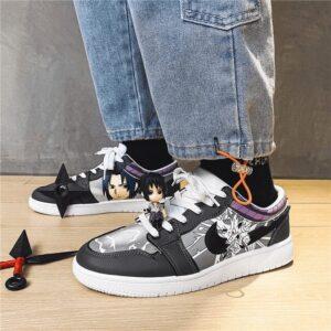 Chaussures Naruto Sasuke Uchiwa