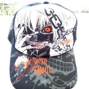 Casquette Tokyo Ghoul Roi à l'Œil Écarlate