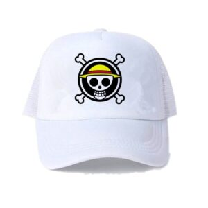 Casquette One Piece Logo Luffy