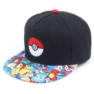 Casquette Pokémon Pokeball