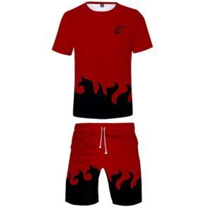 Pyjama Naruto Symbole Konoha