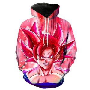 Pull DBS Goku Super Saiyan Divin