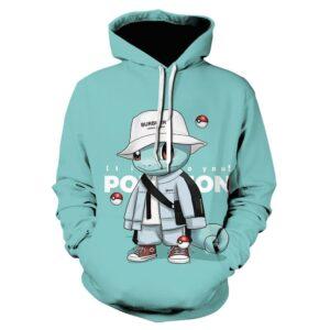 Pull Pokémon Carapuce Streetwear