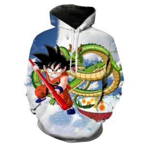 Pull Dragon Ball Goku Petit