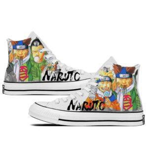 Chaussures Naruto Shikamaru et Chôji