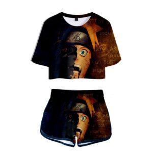 Pyjama Naruto Marque Maudite Sasuke