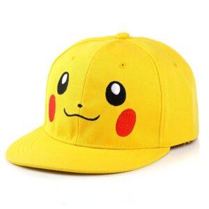 Casquette Pokémon Pikachu Face