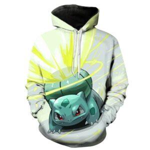 Pull Pokémon Bulbizarre Lance Soleil