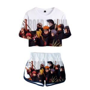 Pyjama Naruto Clan Akatsuki